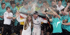 Fotostrecke: Nico Rosbergs Formel-1-Karriere