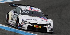 BMW absolviert Young-Driver-Test in Jerez erfolgreich