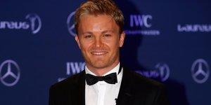 Markenbotschafter: Mercedes will Nico Rosberg halten