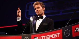 Autosport-Award: Nico Rosberg und Mercedes räumen ab