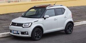 Allrad-Micro-SUV Suzuki Ignis 2017: Preis, Technische Daten, Abmessungen