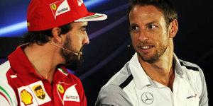 Jenson Button: Es gab die Chance, zu Ferrari zu wechseln