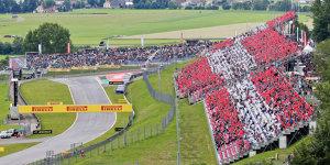Medienbericht: 30 Millionen Euro Verlust am Red-Bull-Ring