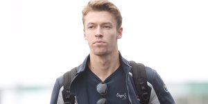 Sünderkartei 2016: Daniil Kwjat mit den meisten Strafpunkten