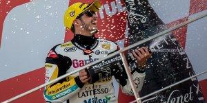 Tom Lüthi: Rossi und Marquez trauen ihm den WM-Titel zu