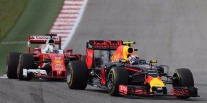 Formel 1 2016: Red Bull überrascht sich selbst