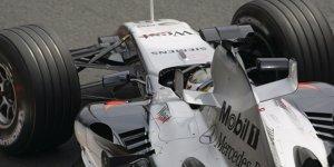 Wie Montoya und Räikkönen McLaren in den Wahnsinn trieben