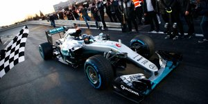 Running-Gag: Rosberg-Nachfolge - Mercedes schaltet Anzeige