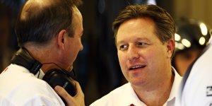 Zak Brown: McLaren-Hauptsponsor erst für 2018 realistisch