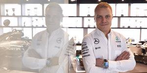 Rosberg-Nachfolger fix: Mercedes holt Valtteri Bottas!
