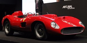 Oldtimer-Markt 2016: Als Messi einen Stirling-Moss-Ferrari ersteigerte