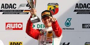 Mick Schumacher: Im Windschatten der DTM in die Formel 1?
