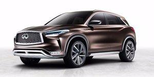 Infiniti QX50 2018? Concept Car des SUV kommt nach Detroit