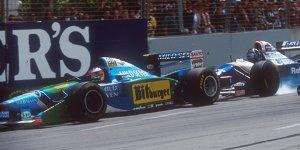 1994: Ein Australien-Grand-Prix für die Ewigkeit