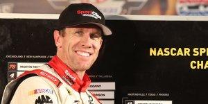 Carl Edwards bestätigt Abschied aus der NASCAR-Serie