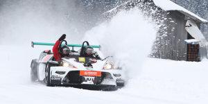 Heidenspaß bei -17 Grad: KTM-X-Bow-Wintercup selbst erlebt!