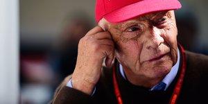 Niki Laudas Feuer-Unfall: Blackout war enorm wichtig