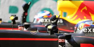 """Ricciardo: Duell mit """"pubertierendem"""" Verstappen immer fair"""