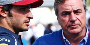 Carlos Sainz sen.: Ahnungslos bei einzigem Formel-Gastspiel