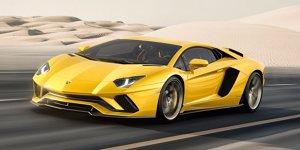 Lamborghini Aventador S 2017: Der superstarke Allrad-Lambo