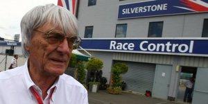 Silverstone-Zukunft: Bedingungen an Bernie Ecclestone