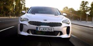 Kia Stinger 2017: Technische Daten, Motoren, Abmessungen, Markstart