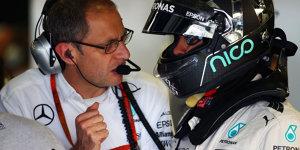 """Neue Formel-1-Autos 2017: Rosberg verspricht """"Revolution"""""""