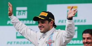 Williams ohne Zweifel: Massa motiviert wie eh und je