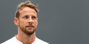 Jenson Button sicher: Mercedes auch 2017 großer Favorit