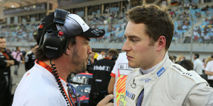 Stoffel Vandoorne bei McLaren: Gleiche Chancen wie Alonso?