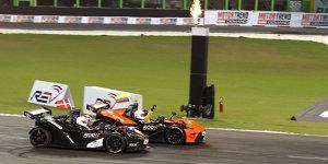 Race of Champions 2017: Montoya siegt, Wehrlein crasht