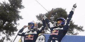 Rallye Monte Carlo: Sebastien Ogier triumphiert für Ford