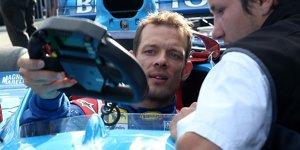 Alex Wurz bereut Monaco-Duell mit Michael Schumacher