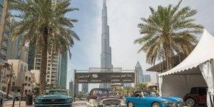 Emirates Classic Car Festival: Oldtimer am Boulevard