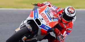 Gabbarini: Lorenzo muss sich noch an die Ducati gewöhnen