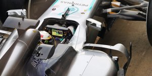 Hamilton fordert: Teamkollege darf meine Daten nicht studieren