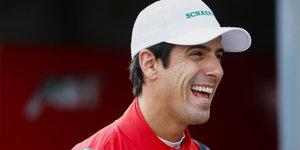 Di Grassi: Formel E bald auf einem Level mit der Formel 1?