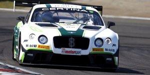Abt bringt wieder zwei Bentleys auf die Nordschleife