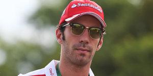 Testfahrer muss gehen: Ferrari trennt sich von Vergne