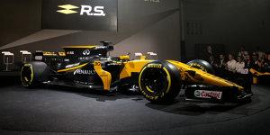 Renault R.S.17 präsentiert: Das ist Hülkenbergs Hornisse!