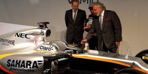 """""""Wollen in Top 3"""": Wie Force India die Spitze aufmischen will"""