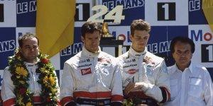 Alex Wurz: Wie der Le-Mans-Sieg seine Karriere rettete