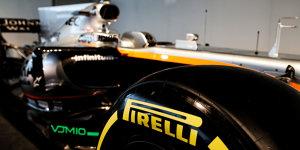 Weg zu neuen Rekordrunden ist frei: Pirelli senkt Reifendrücke