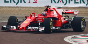 Formel-1-Live-Ticker: Ferraris Neuer in Aktion