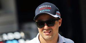 Nach Formel-E-Test: Jaguar will sich Massa warmhalten
