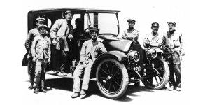 Die Geschichte von Mitsubishi: Vor 100 Jahren debütierte der erste japanische Pkw