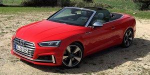 Audi A5 Cabrio 2017: Infos zu Preis, Motoren, Technische Daten
