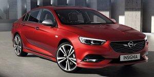 Opel Insignia Grand Sport & Sports Tourer 2017: Premiere in Genf