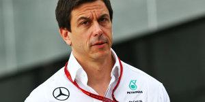 """Toto Wolff über Formel-1-Zukunft: """"Es ist nichts im Eimer"""""""