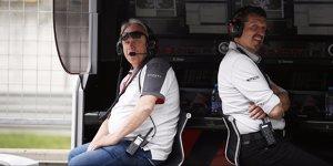 Formel-1-Live-Ticker: Renault bei der ersten Ausfahrt